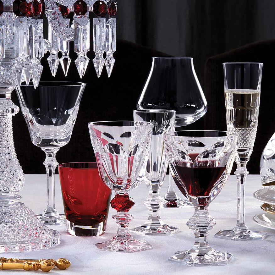 HARCOURT LOUIS-PHILIPPE GLASS,