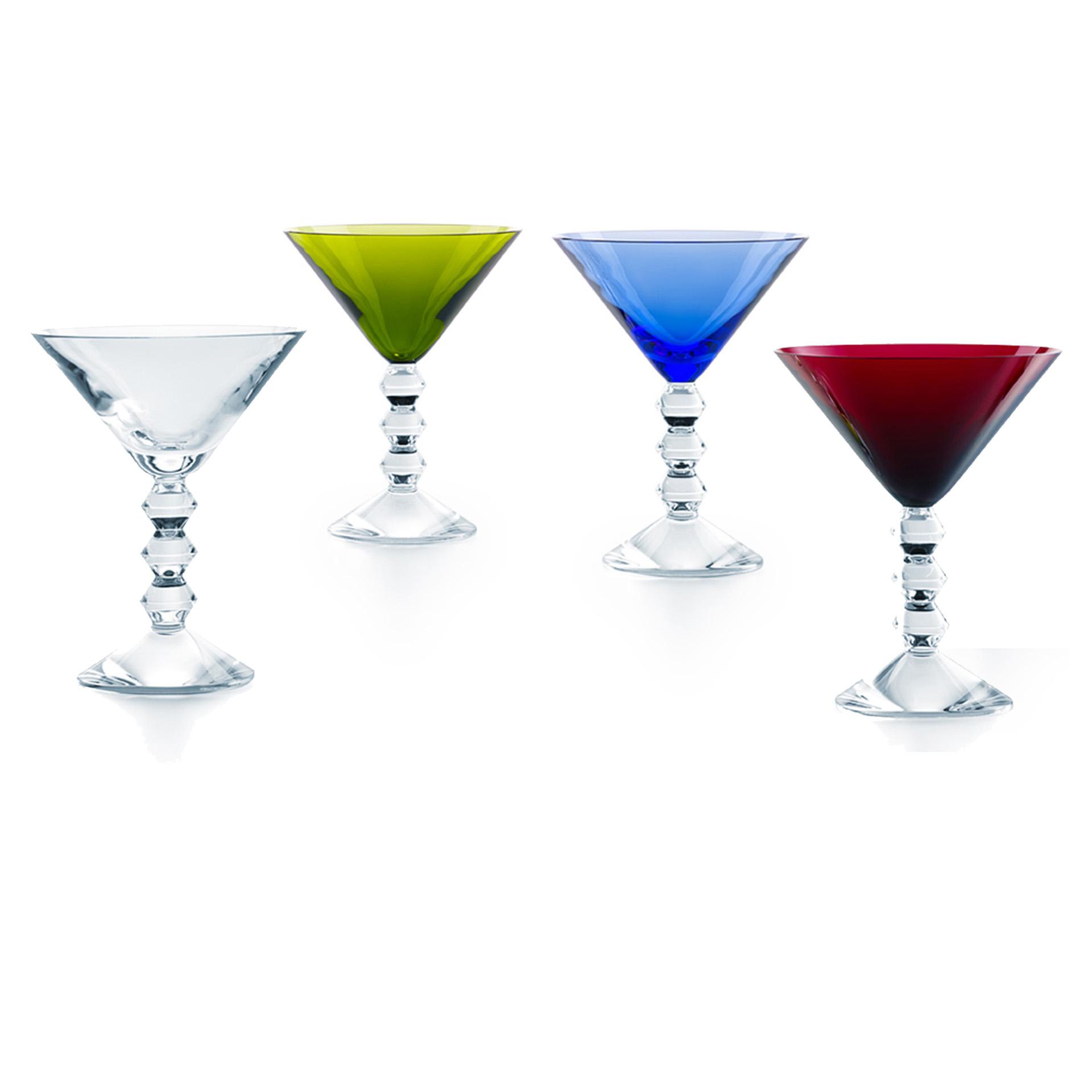 V Ga Martini Glass