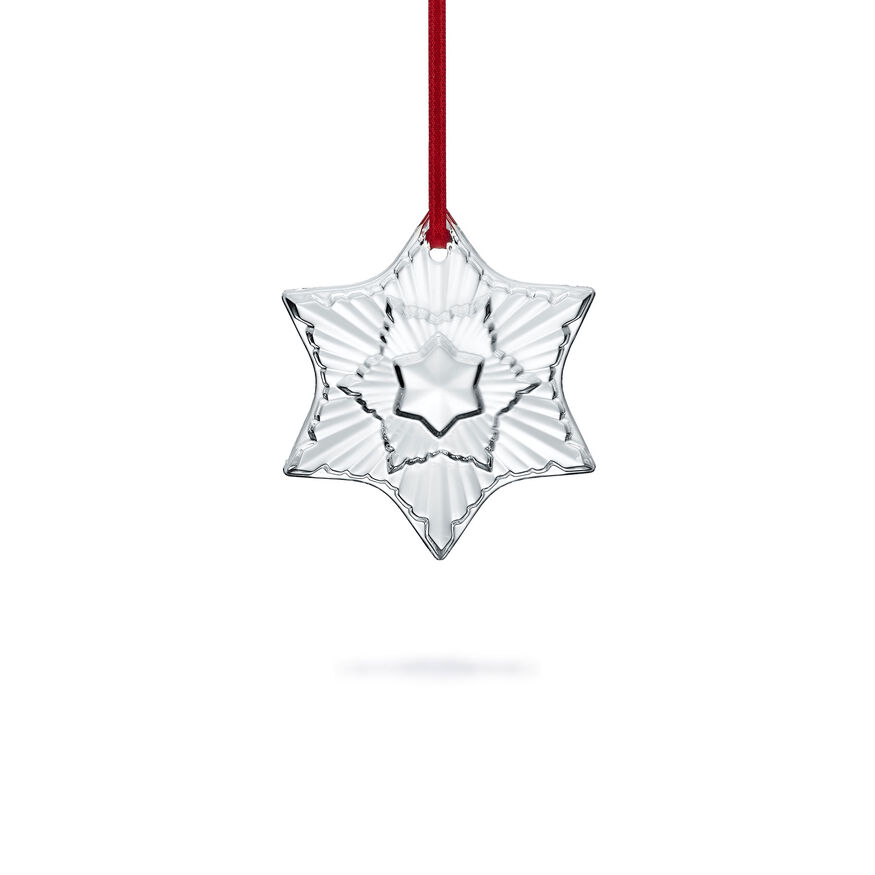 ANNUAL ORNAMENT 2020, Clear