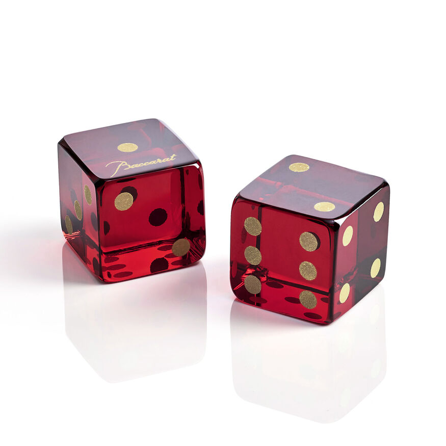 DICES SET OF 5,  - 3