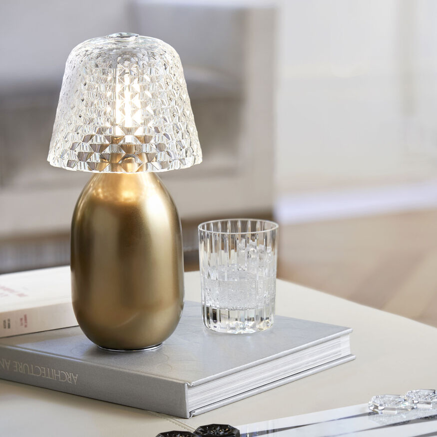 Baby Candy Light Nomadic Lamp, Gold - 2
