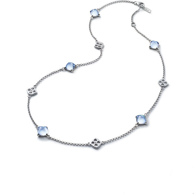 MÉDICIS NECKLACE, Aqua