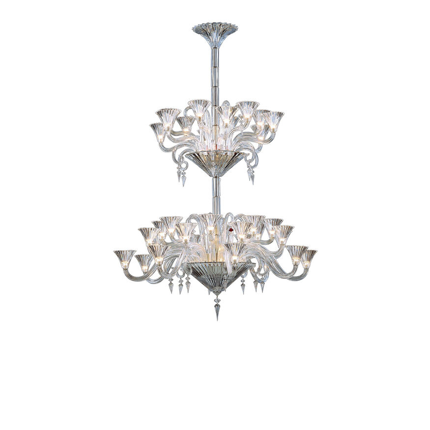 MILLE NUITS CHANDELIER 36 TO 42 LIGHTS   Image