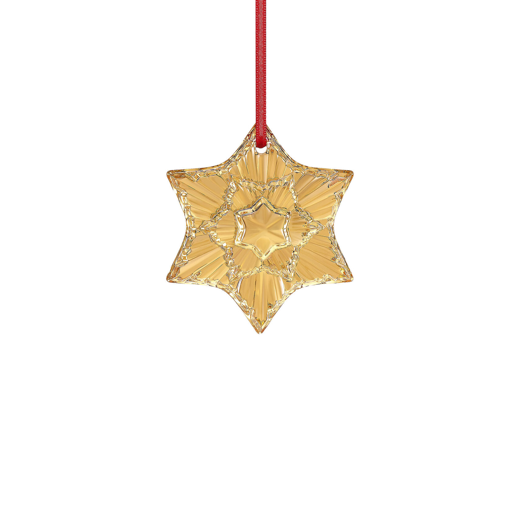 Baccarat 2020 Christmas Ornament ANNUAL ORNAMENT 2020   Baccarat