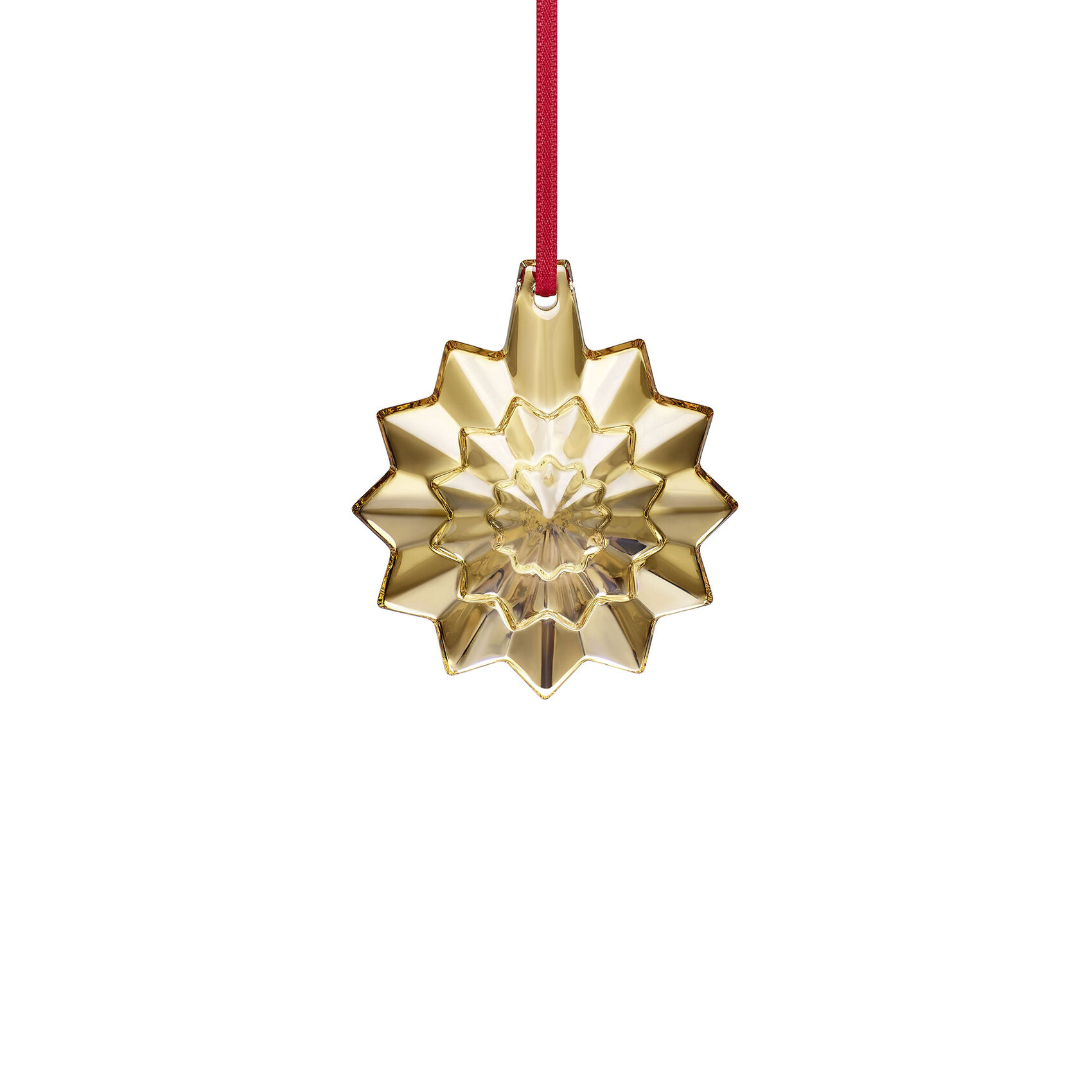 Christmas Annual Ornament Engraved No 203 L 2019 Baccarat