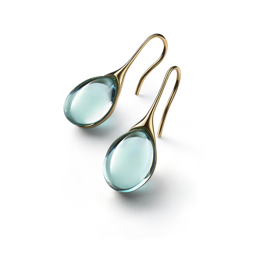 GALÉA EARRINGS, Turquoise