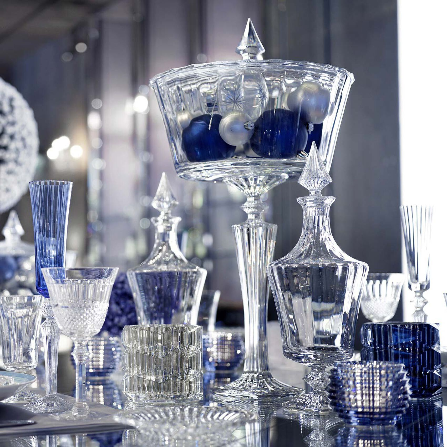 Mille Nuits Decanter - Baccarat
