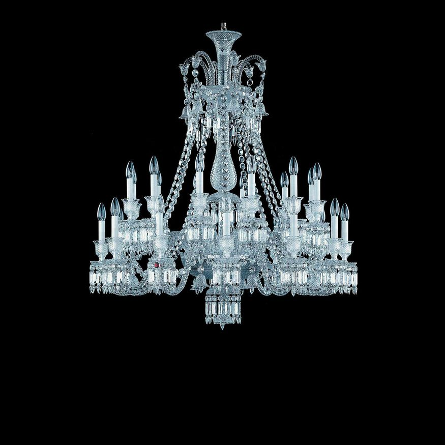 Z 233 Nith Chandelier 8 To 24 Lights Baccarat
