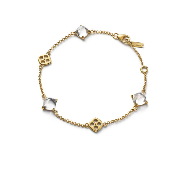 MINI MÉDICIS BRACELET, Clear