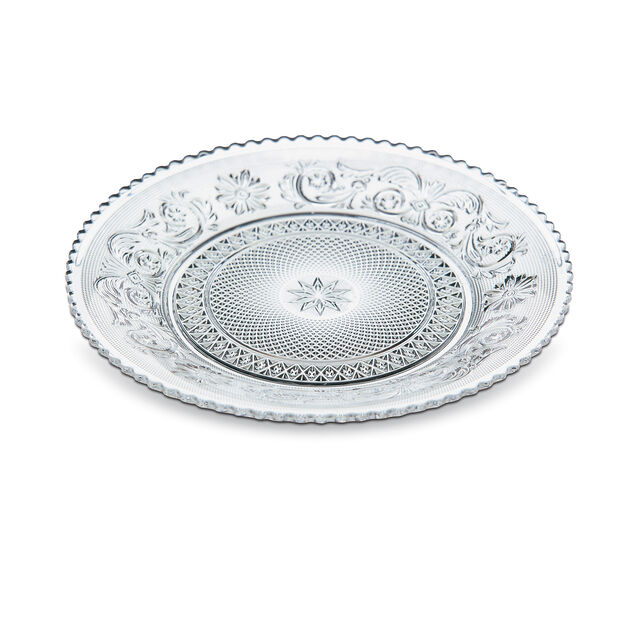 ARABESQUE PLATE,