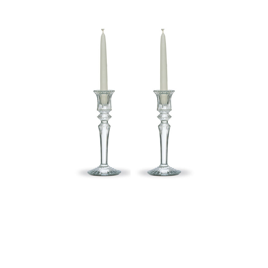 Mille Nuits Candlestick - Baccarat