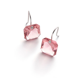 BACCARAT PAR MARIE-HÉLÈNE DE TAILLAC EARRINGS  Light pink