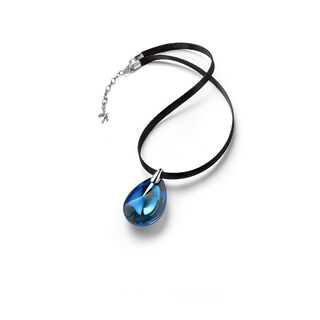 Psydlic pendant baccarat inspired by the form of the scarab beetle the pendants are reminiscent of precious amulets from ancient egypt the psydelic pendant is available in pure aloadofball Gallery