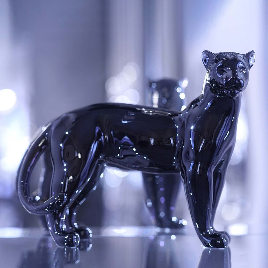 LARGE PANTHER  Midnight Image - 2