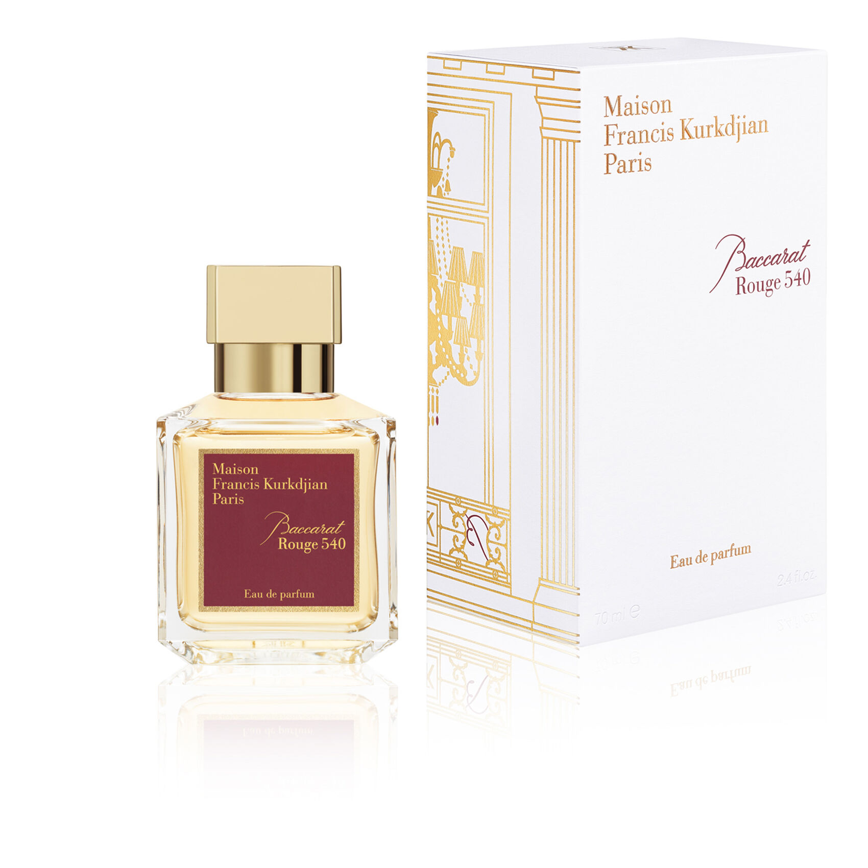 ROUGE 540 EAU DE PARFUM BACCARAT - Little Luxuries Gift Guide - Good Things in Small Packages