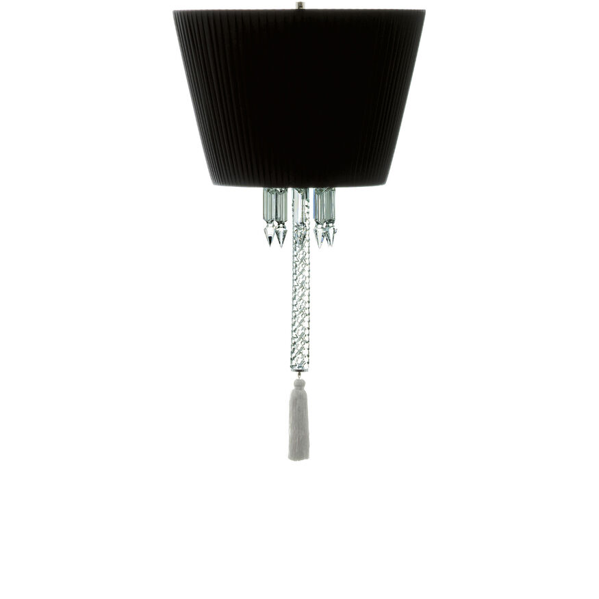 TORCH CEILING LAMP  Black