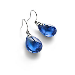 PSYDÉLIC EARRINGS  Riviera blue Image