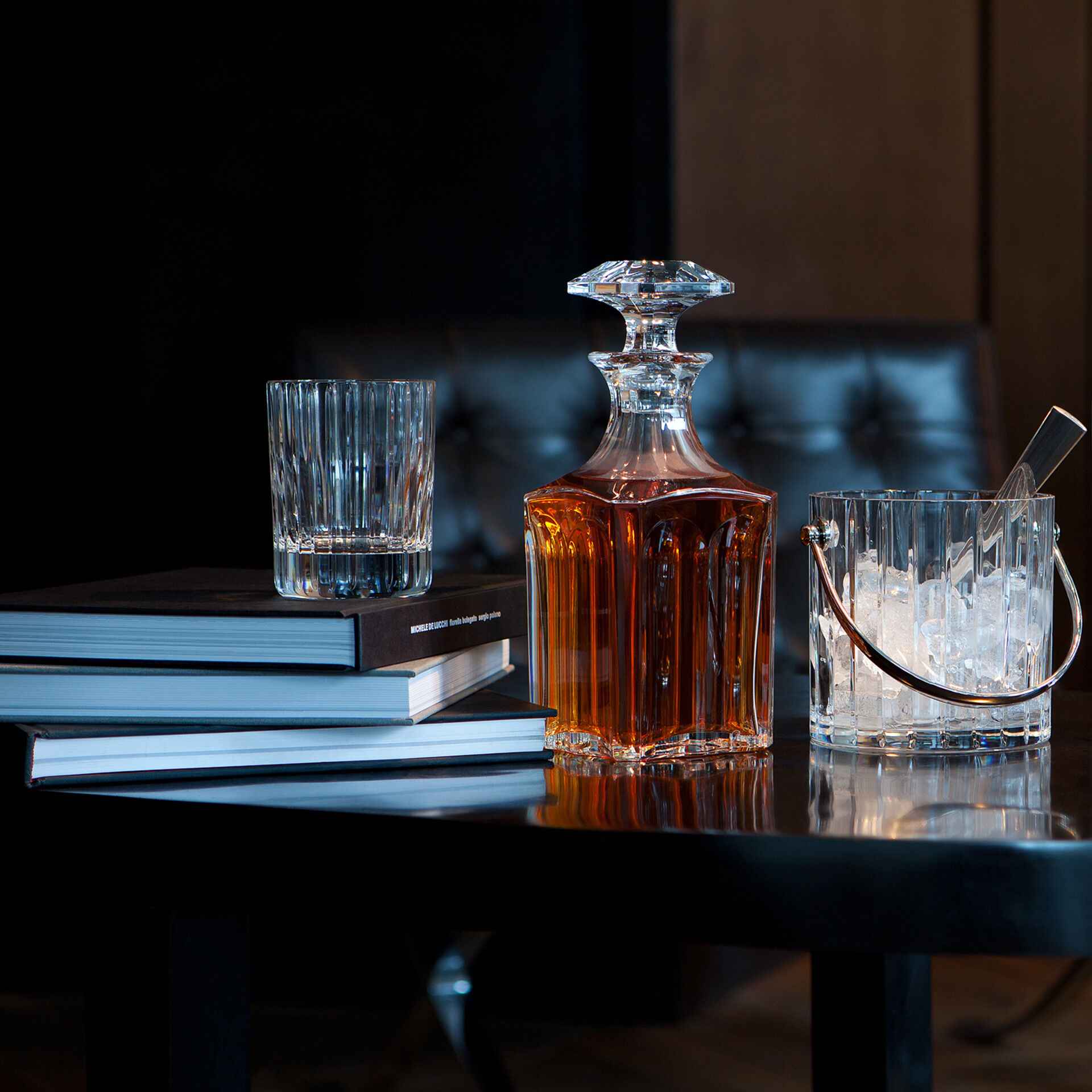 Charmant ... HARCOURT 1841 WHISKEY DECANTER, ...