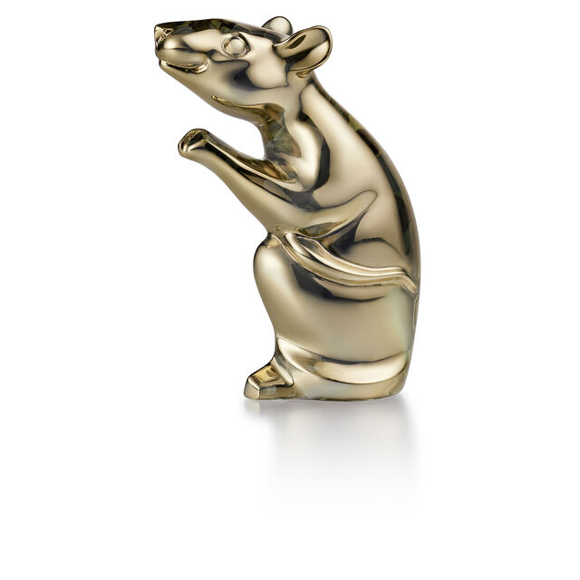 CLEAR MOUSE 2020, Gold