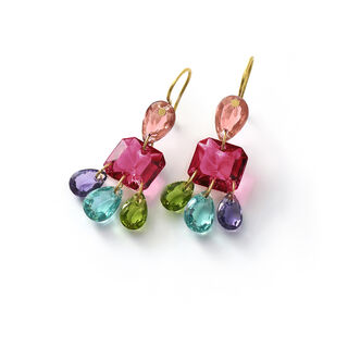 BACCARAT PAR MARIE-HÉLÈNE DE TAILLAC EARRINGS  Multico