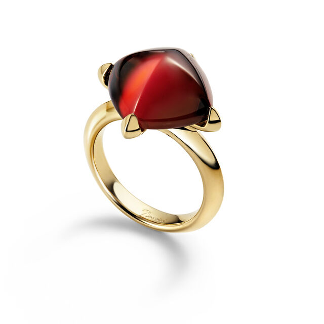 MÉDICIS RING, Red mirror