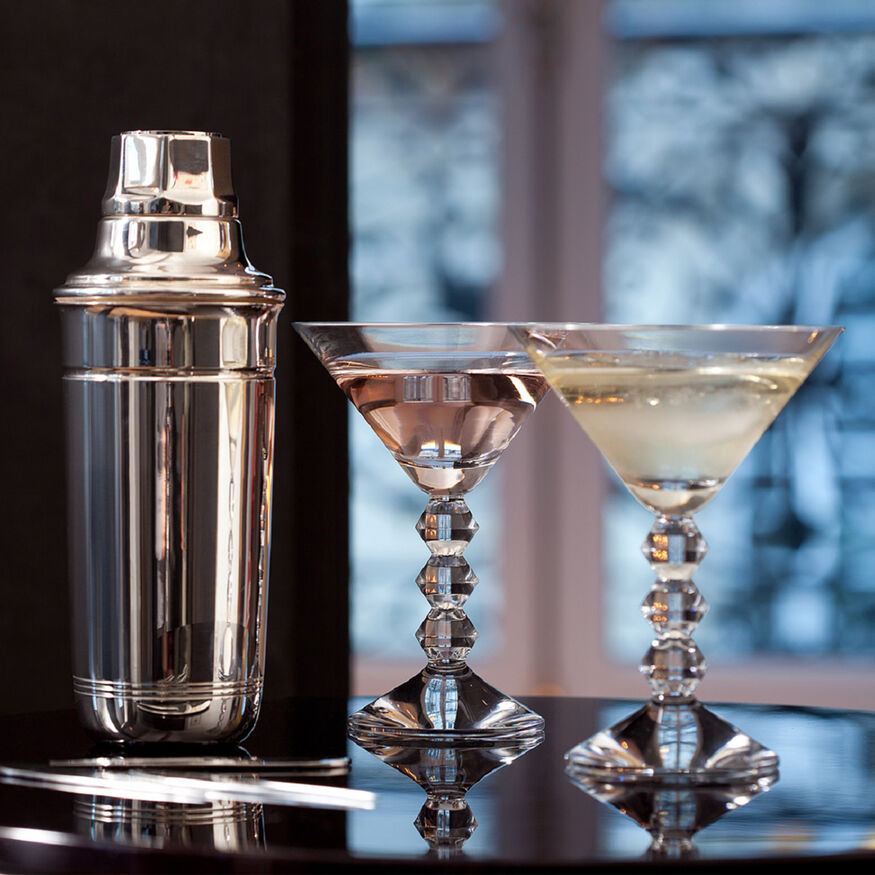 VÉGA MARTINI GLASS  Clear - 3