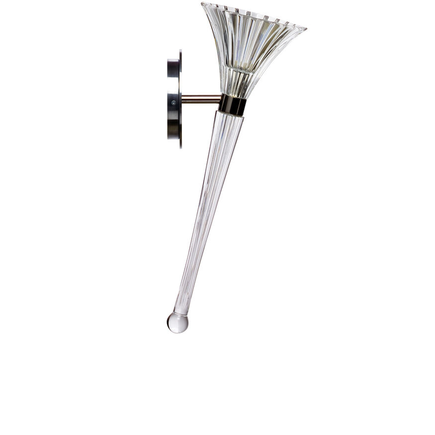 Mille Nuits Wall Sconce Torch 232 Re Baccarat