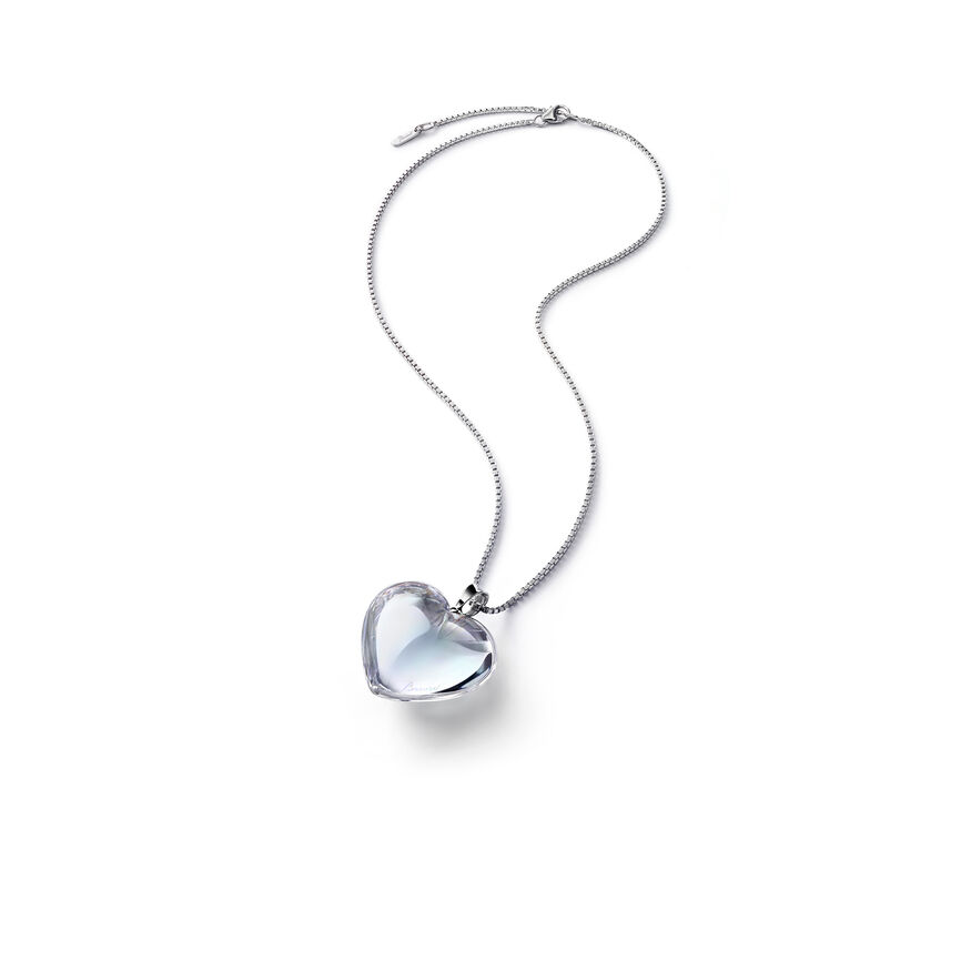 ROMANCE NECKLACE  Mirror clear
