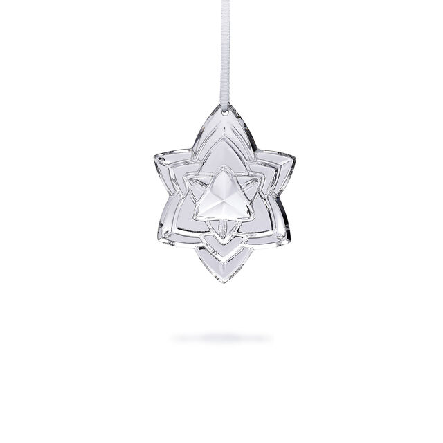 CHRISTMAS ANNUAL ORNAMENT, Silver