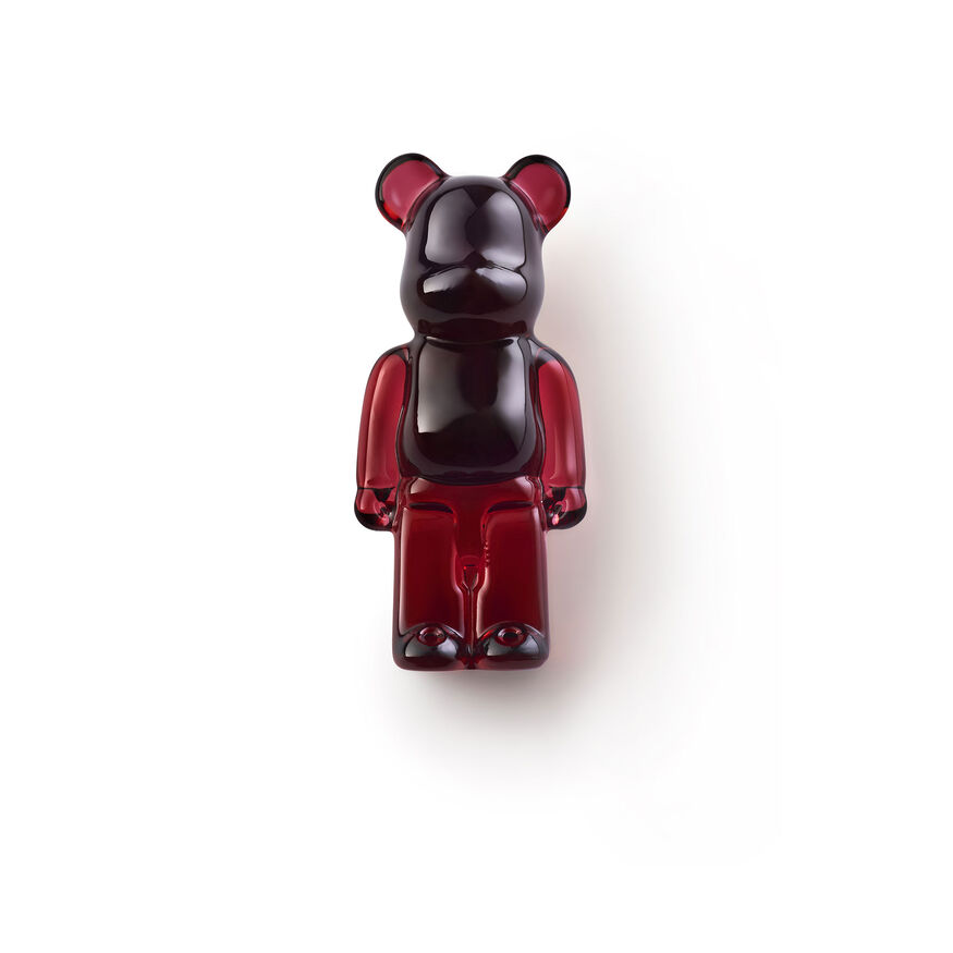 BACCARAT BE@RBRICK PINS, Red - 3