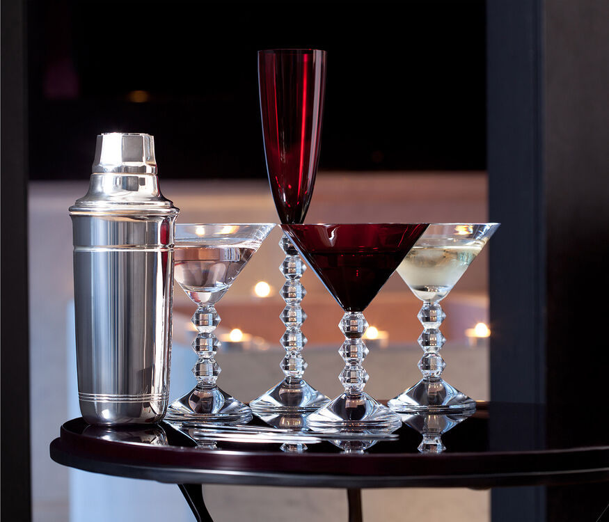 VÉGA MARTINI GLASS  Clear - 4