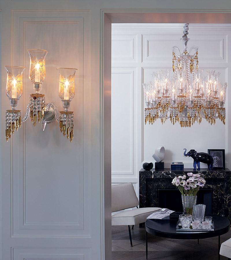 Baccarat Crystal Lighting
