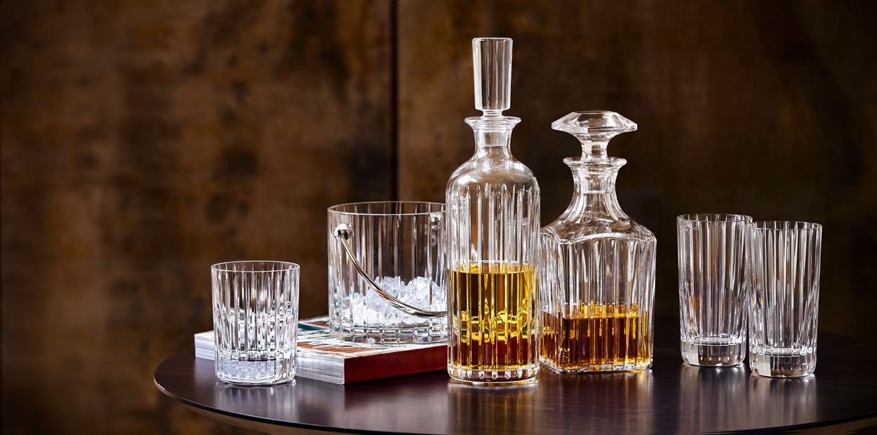 baccarat crystal tableware