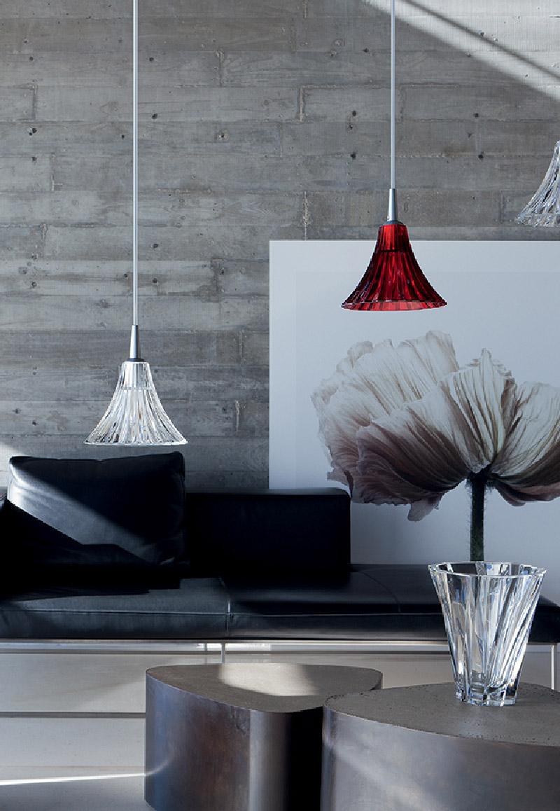 Image of: Baccarat Crystal Lighting Baccarat