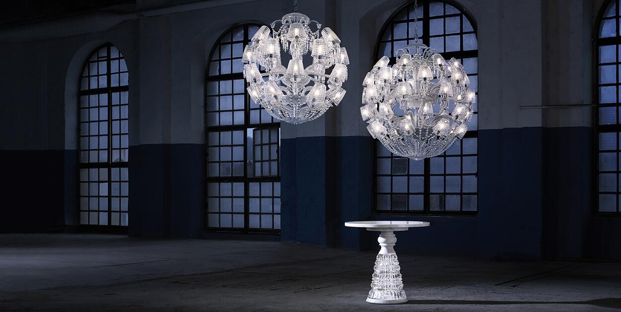 Baccarat crystal lighting baccarat aloadofball Gallery