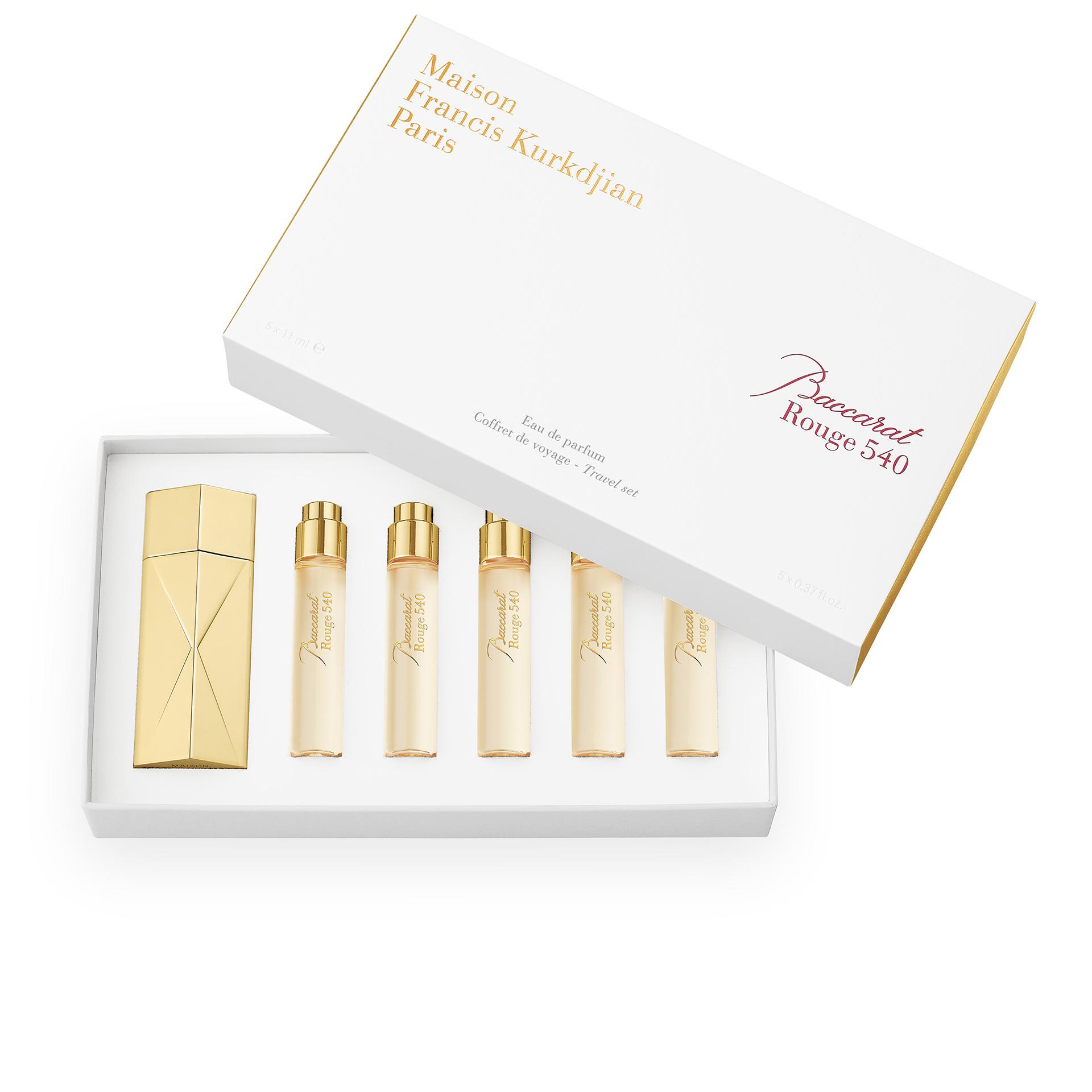 Baccarat Rouge 540 Eau De Parfum Travel Set Baccarat